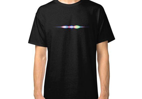'Siri' Classic T-Shirt by failix
