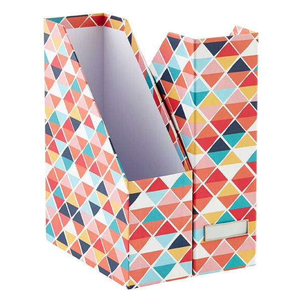 Bigso Prism Stockholm Magazine Holder | The Container Store