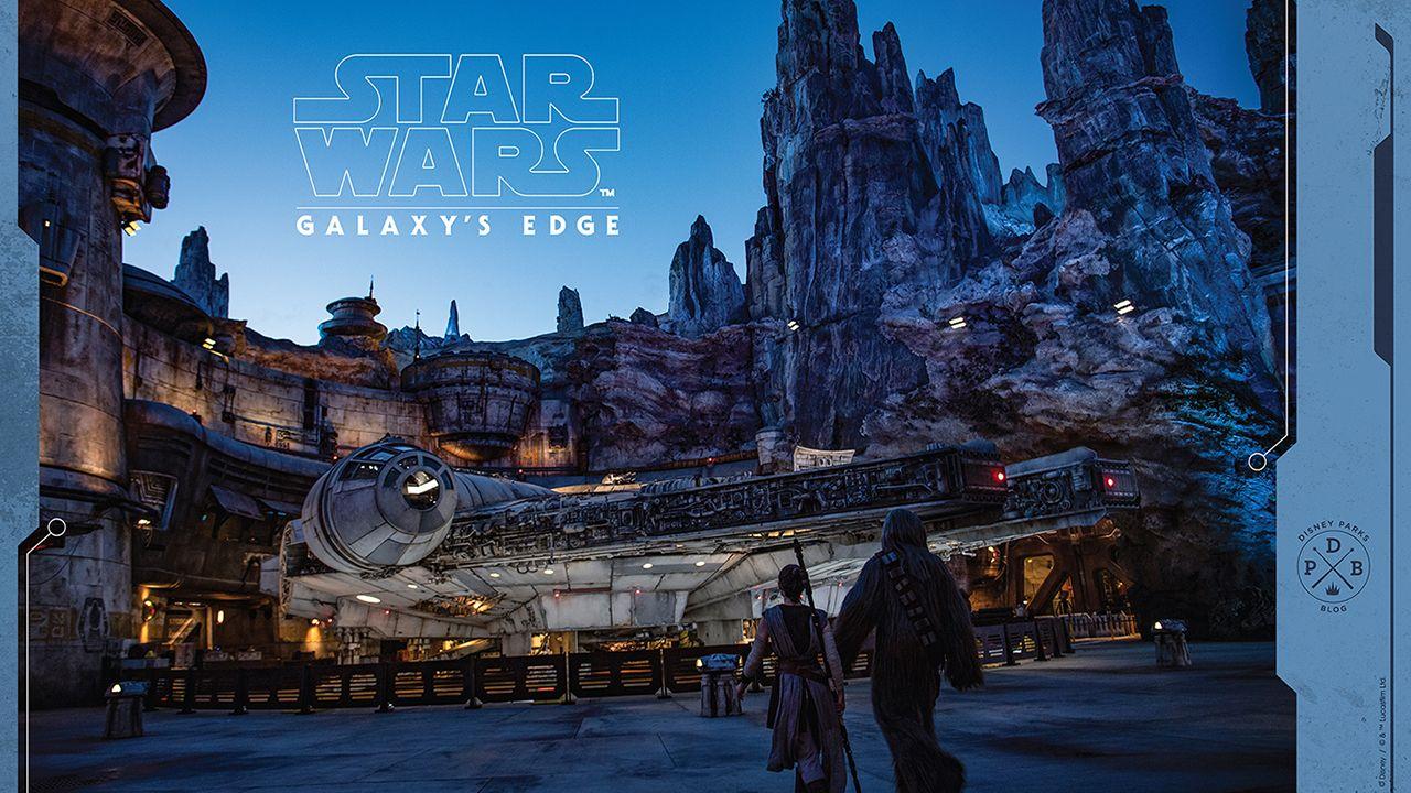 Star Wars Galaxy S Edge Wallpaper Series Rey Chewie Star Wars Star Wars Galaxies Disney Background