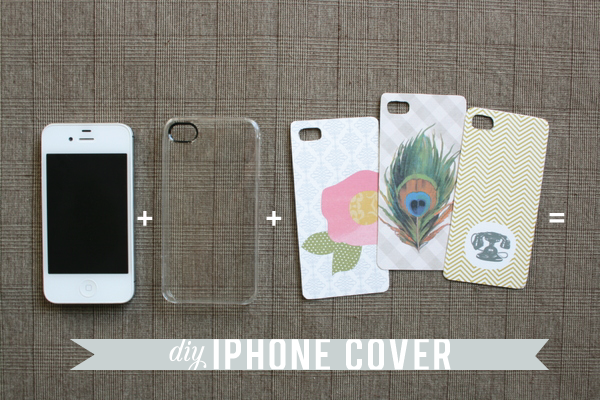 Diy iphone cover awesome crafty stuff i might do for Homemade iphone case