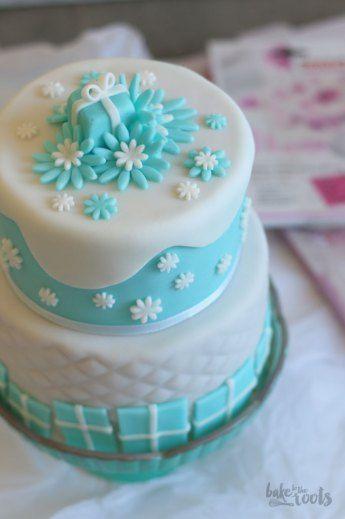 Christmas (Winter) Torte | Rezept | Winter kuchen, Kuchen ...