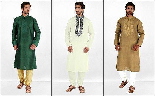 Vestimenta Típica de la India para Hombres: Trajes Tradicionales Hindúes