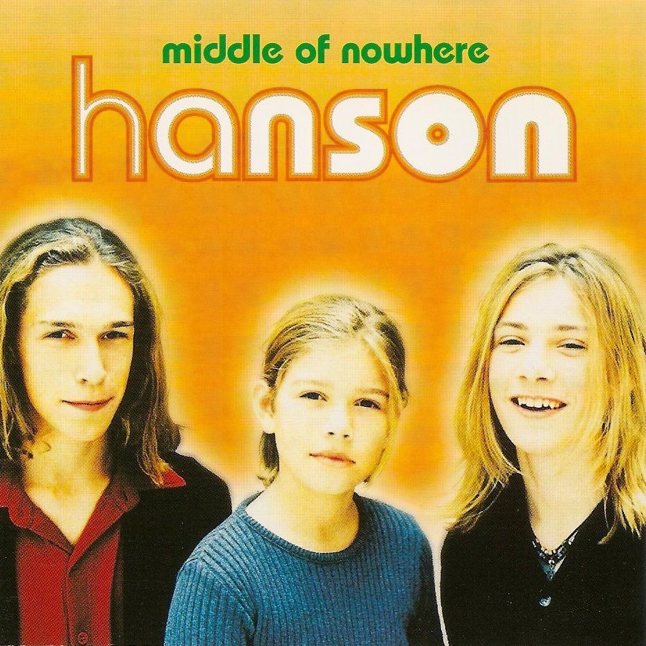 Hanson middle of nowhere 1997 album 90s mmmbop review hanson middle of nowhere 1997 album 90s mmmbop review hexwebz Choice Image