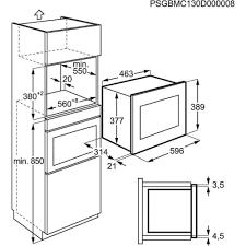 Resultado de imagen para altura de microondas ...