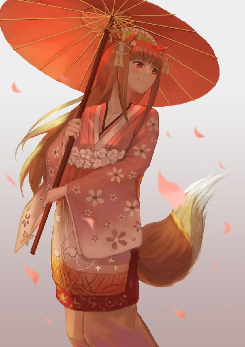 Pin by Bryan Sexton on Spice and Wolf Spice, wolf holo