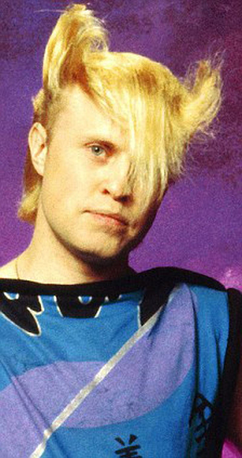 Image result for lead singer a flock of seagulls