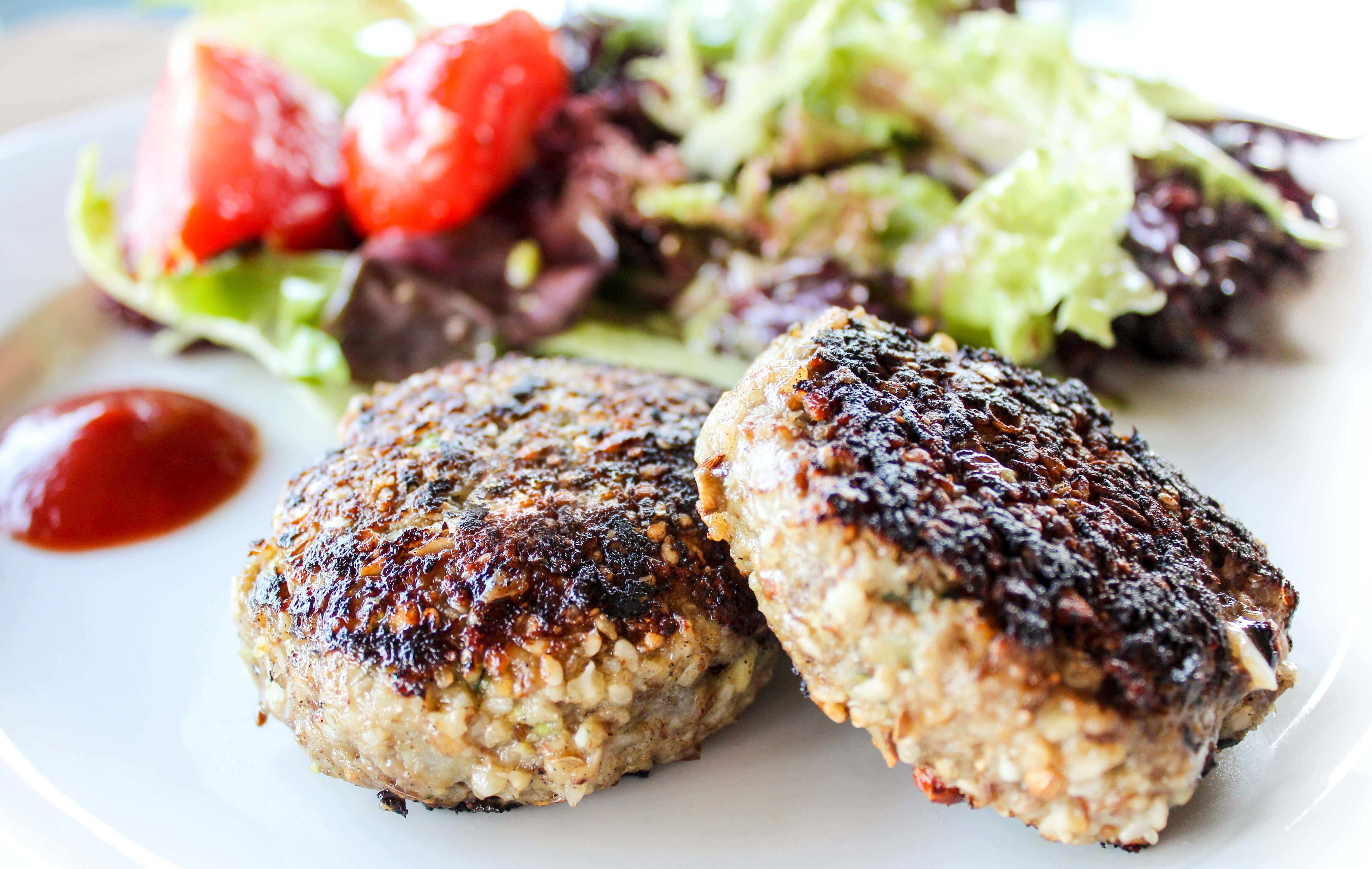 Skinnymixer S Paleo Rissoles Recipe Mince Recipes Food