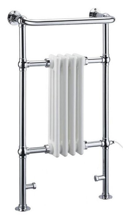 Comfort Classic 4 Freestanding Wall Mounted Electric Towel Warmer. Comfort Classic 4 Freestanding Wall Mounted Electric Towel Warmer