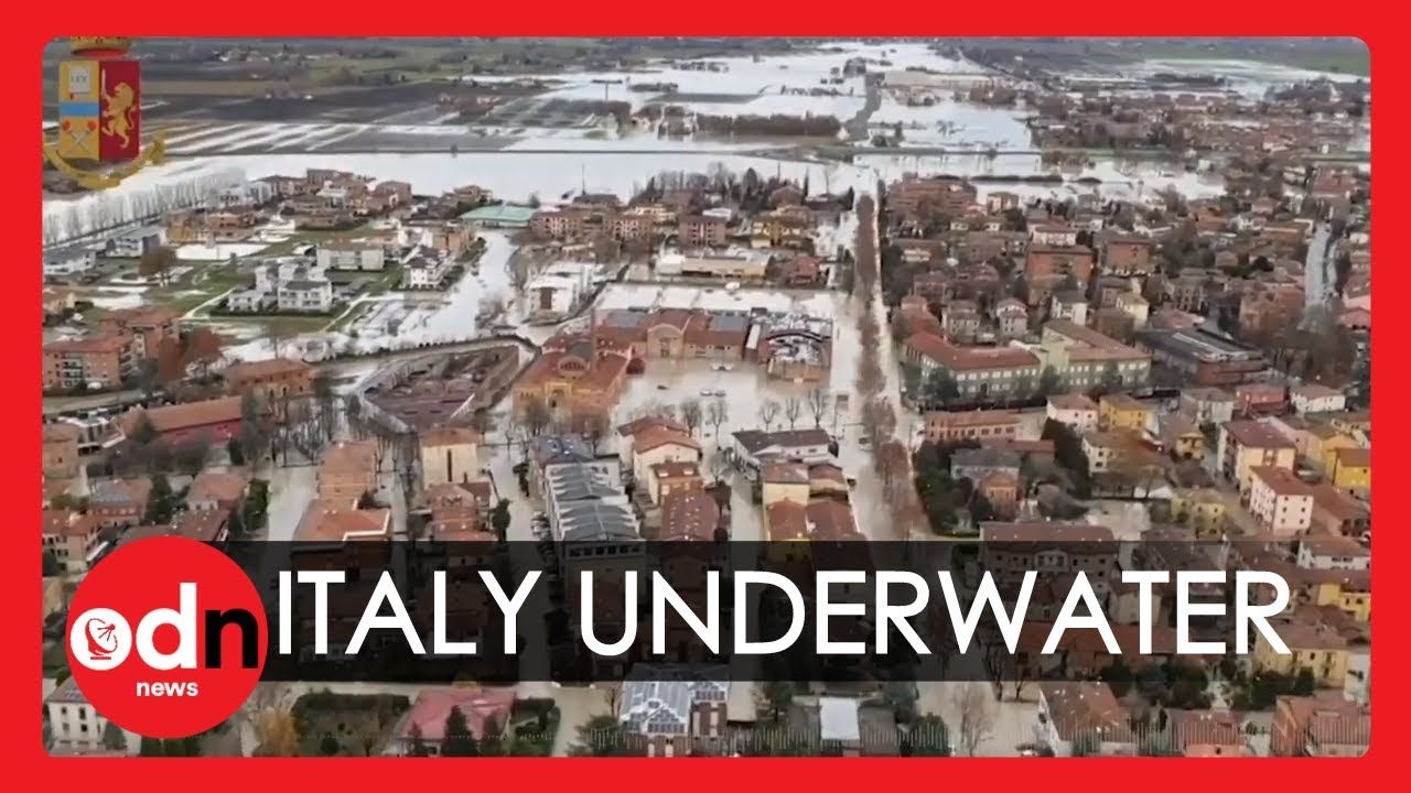 Famine On Demand News 2020 12 08 266 994 Extreme Weather Northern Italy Hit With Severe Flooding And Snowfall Northern Italy Extreme Weather Italy