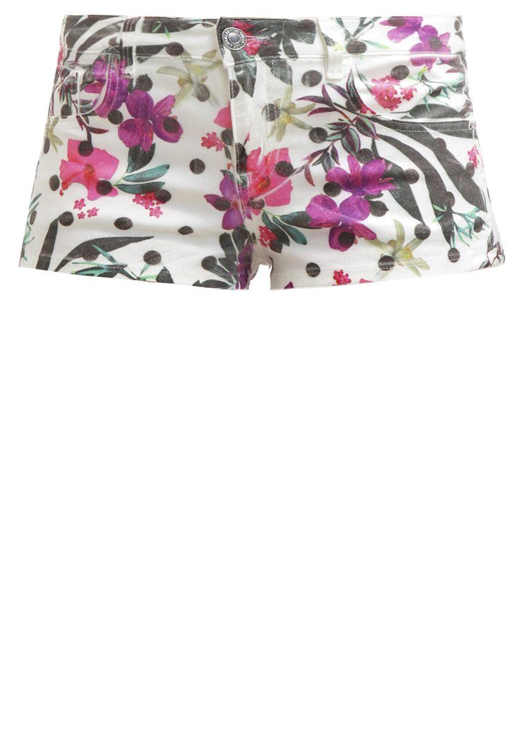 Bestill Guess NEW AMELIA - Shorts - fantaisie florale for kr 909,00 (20.03.16) med gratis frakt på Zalando.no