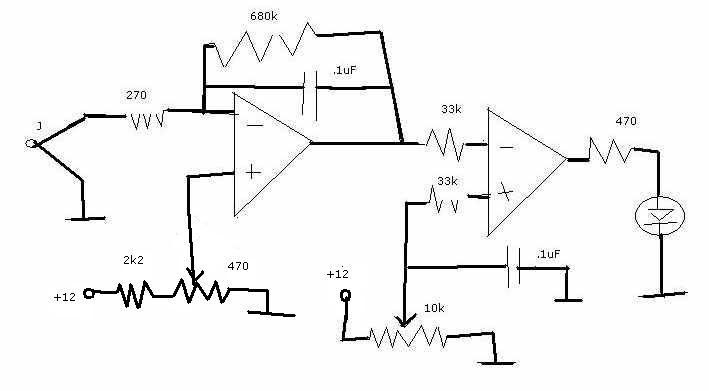 sensor de temperatura con termopar