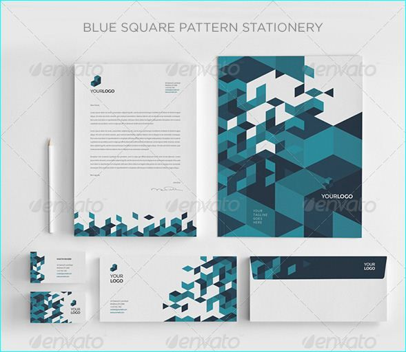 23 Presentation Folder Design Template For Your Inspiration – Stationery Templates for Designers