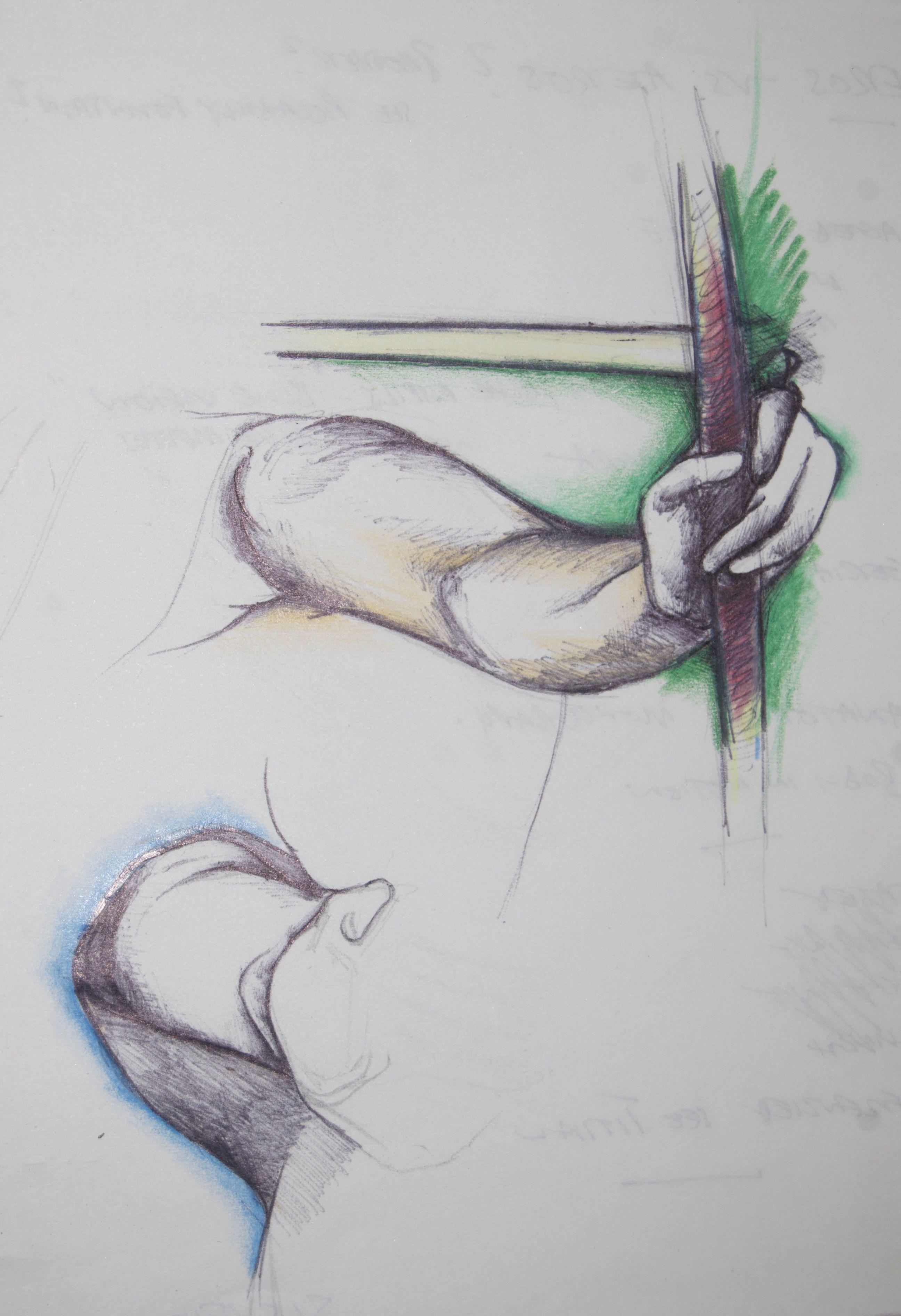 Drawn...