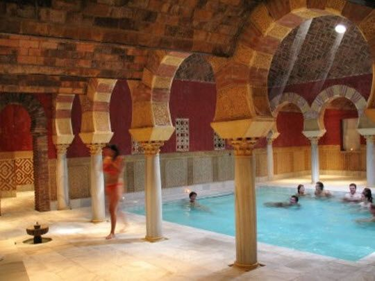 Baños Arabes Hammam Granada Arabian Bath House In Cortoba - Google Search | Traveled
