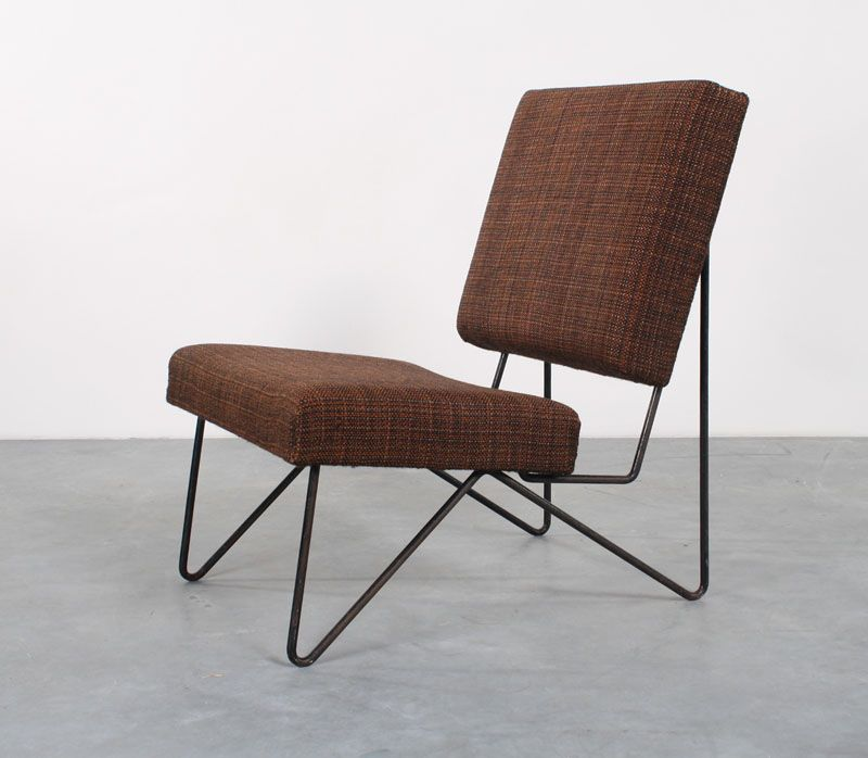 Vintage Meubels Groningen.Lounge Chair Design Cees Braakman For Pastoe Sold At