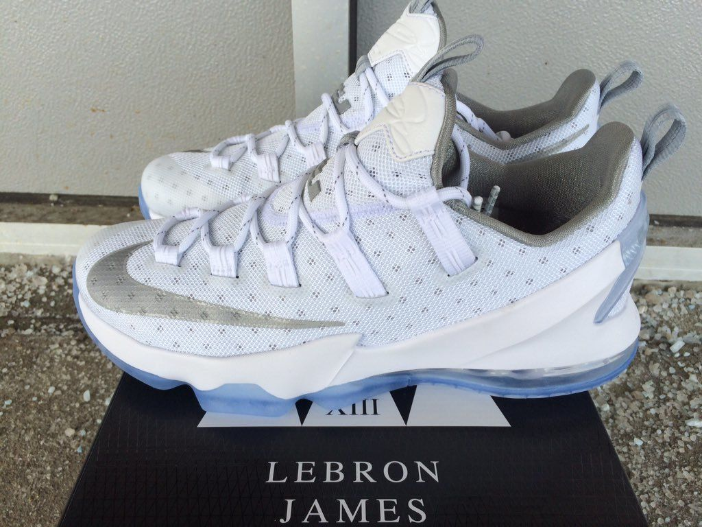 49e7972a4221 Nike LeBron 13 Low