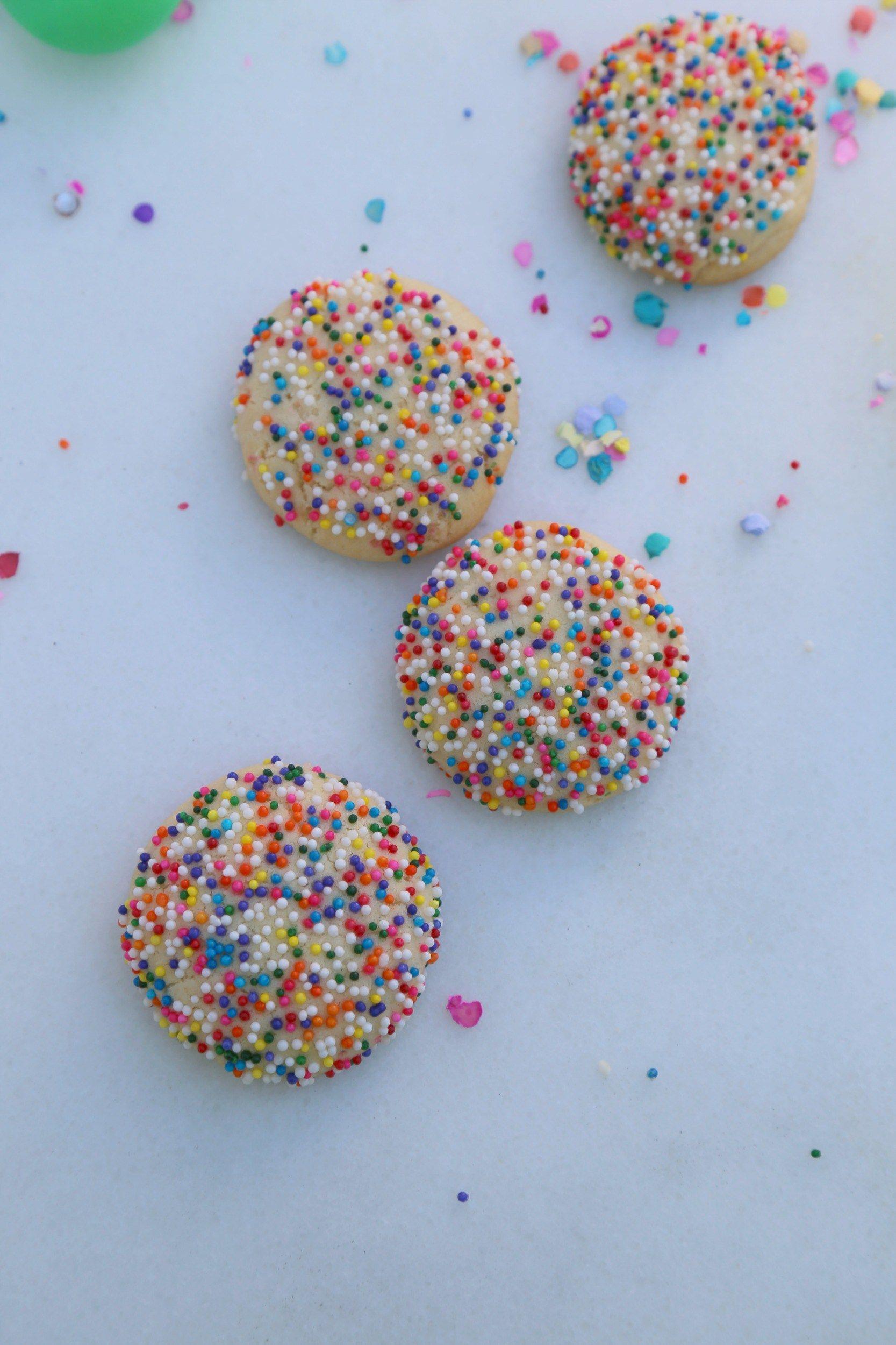 Photo of Confetti Cookies