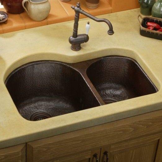 31 L X 20 W Double Basin Undermount Kitchen Sink In 2021 Sink Double Bowl Undermount Kitchen Sink Double Bowl Undermount Sink