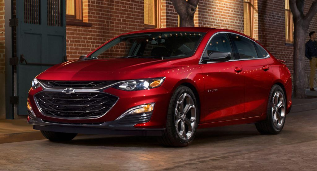 2019 Chevy Malibu Rs Goes On Sale In Fall Costs A Fiver Under 25k