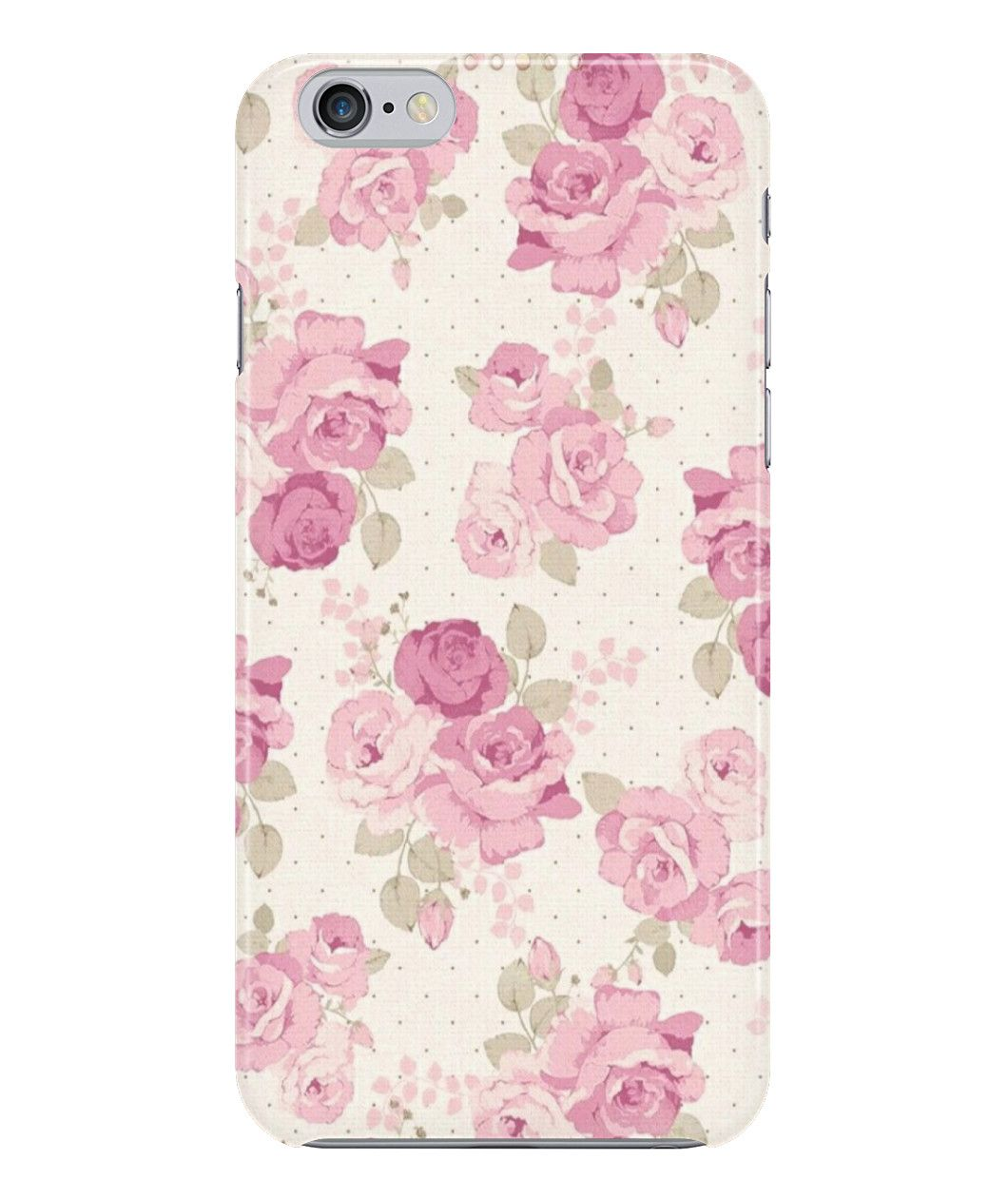 Pink Rose Phone Case Floral Wallpaper Pink Wallpaper Iphone