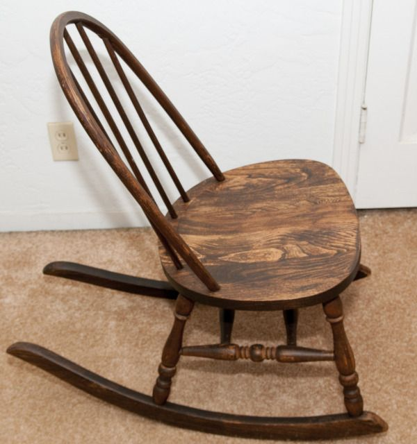 My Grandma's Antique Rocking Chair - Image Detail For -... Antiques): Antique Rocking Chair, Antique