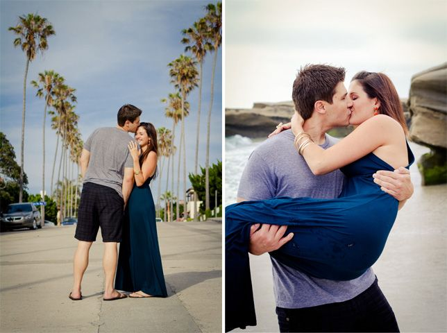 Engagement Photos: A Day at the Beach