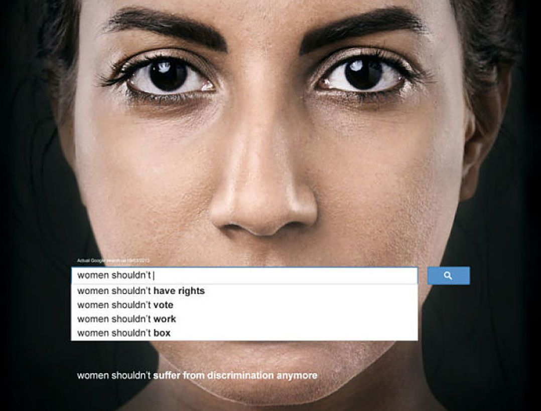 10 Examples Of Gender Inequality In The World Borgen Creative Advertising Advertising Campaign Ad Campaign