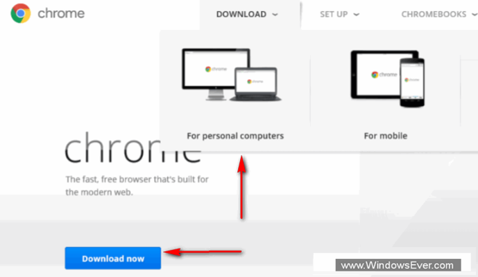Click Download Now | phone to pc | Google chrome, Windows 10