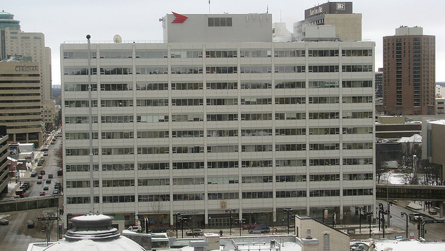 266 Graham Avenue Public Safety Building II Building