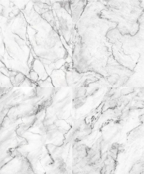 White Gray Marble Slabs Wallpaper
