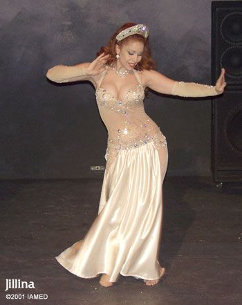 Nude belly dancing videos