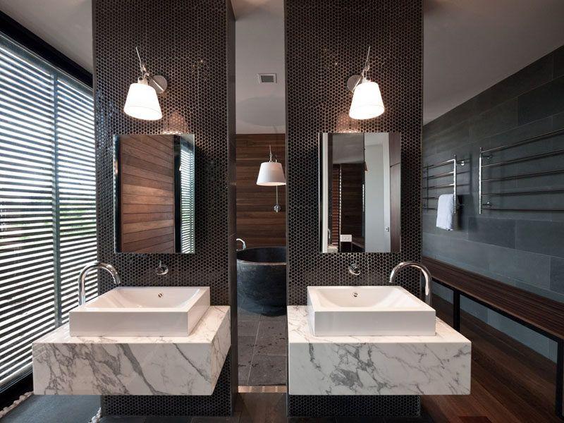 Bathroom Mirror Ideas For A Double Vanity Double Vanity - Rectangular mirrors for bathroom for bathroom decor ideas