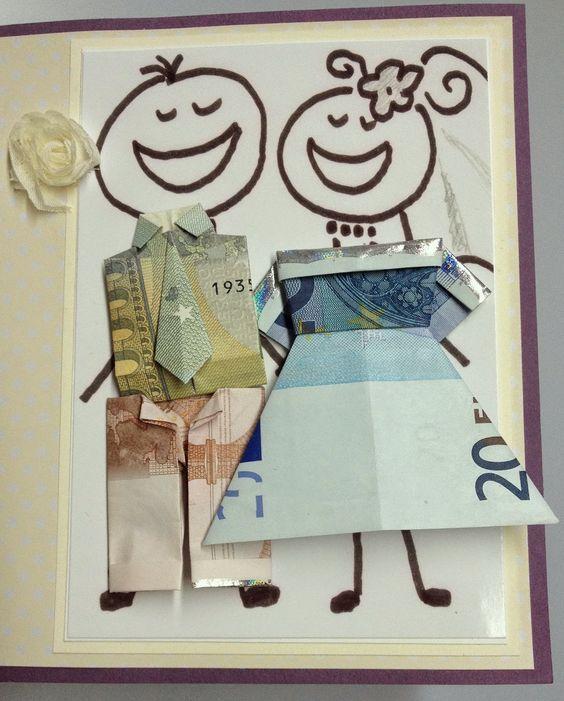 Come regalare soldi agli sposi 23 modi originali 1 for Regali per un 25esimo di matrimonio