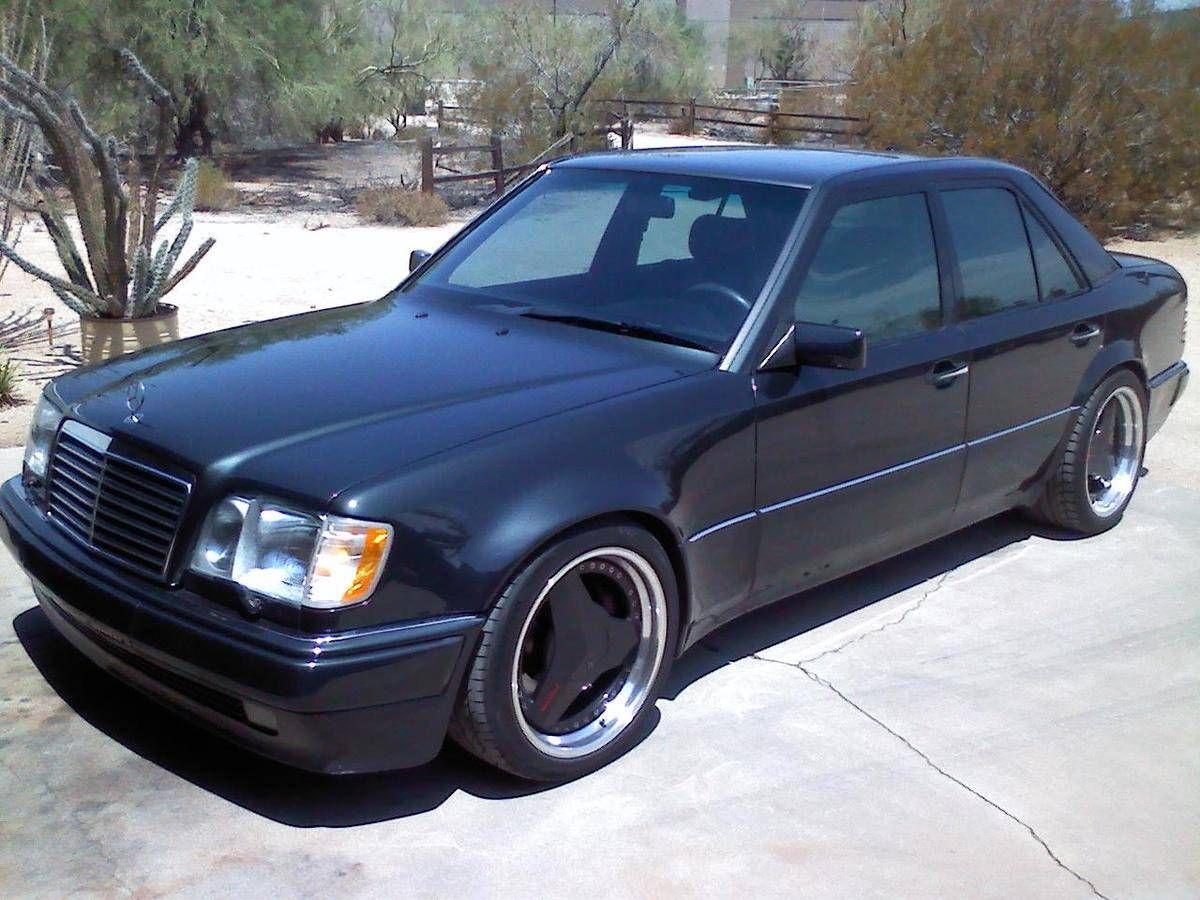 1994 Mercedes Benz E500 W124 Brabus For Sale Hemmings Motor News