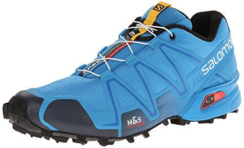 Salomon Men's Speedcross 3 Trail Running Shoe   $ 125.00  #MenS, #Running, #Salomon, #Shoe, #Speedcross, #Trail