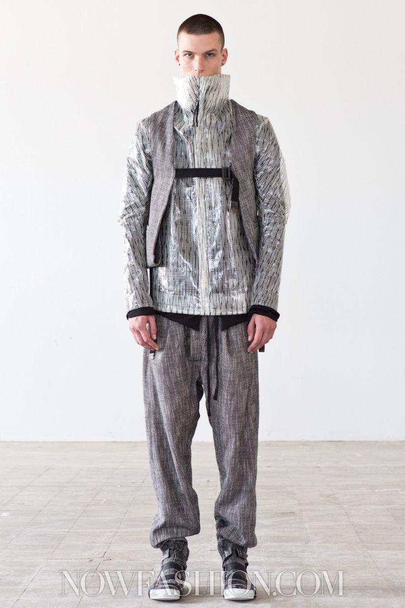 Boris Bidjan Saberi Menswear Spring Summer 2014 Paris