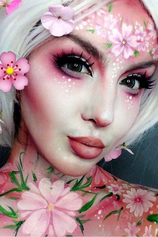 27 fantasy makeup ideas to learn what its like to be in the 27 fantasy makeup ideas to learn what its like to be in the spotlight makeup ideasdiy solutioingenieria Choice Image
