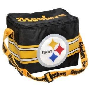Forever Collectibles Nfl Pittsburgh Steelers Team Lunch Bag