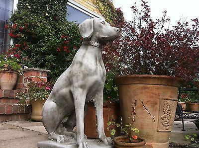 40 New 41 Stone Dogs Hunting Dogs Garden Ornaments Bespoke Collection From Doncaster Dog Sculpture Pointer Dog Dog Statue