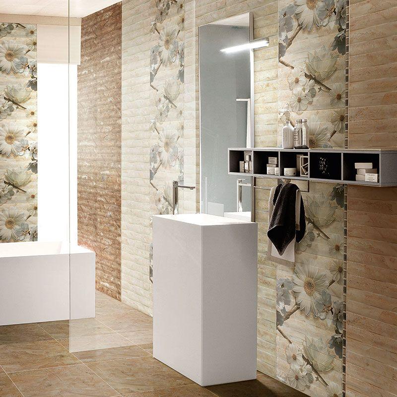 Bathroom مجموعة سيراميكا كليوباترا In 2020 Bathroom Color Lighted Bathroom Mirror Ceramic Tiles
