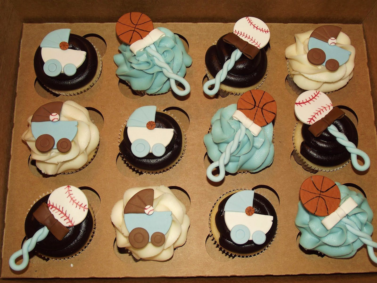 baby shower boy sports theme