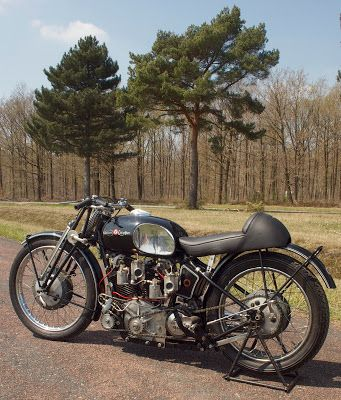 PROUVE, ENNUI, AND THE PROBLEM OF CASH - Classic Bikes - Motorcycle Sport Forum