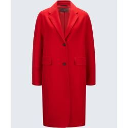 Photo of Cappotto oversize in windsor rosso