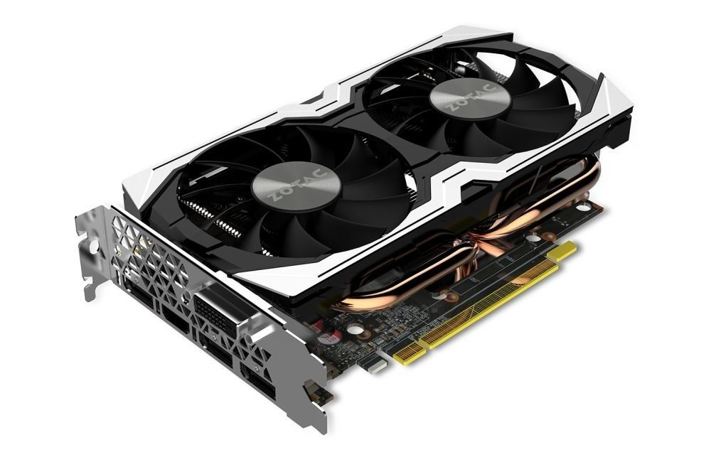 Zotac S Geforce Gtx 1070 Mini Is Perfect For Sff Gaming Nvidia Graphic Card Sff
