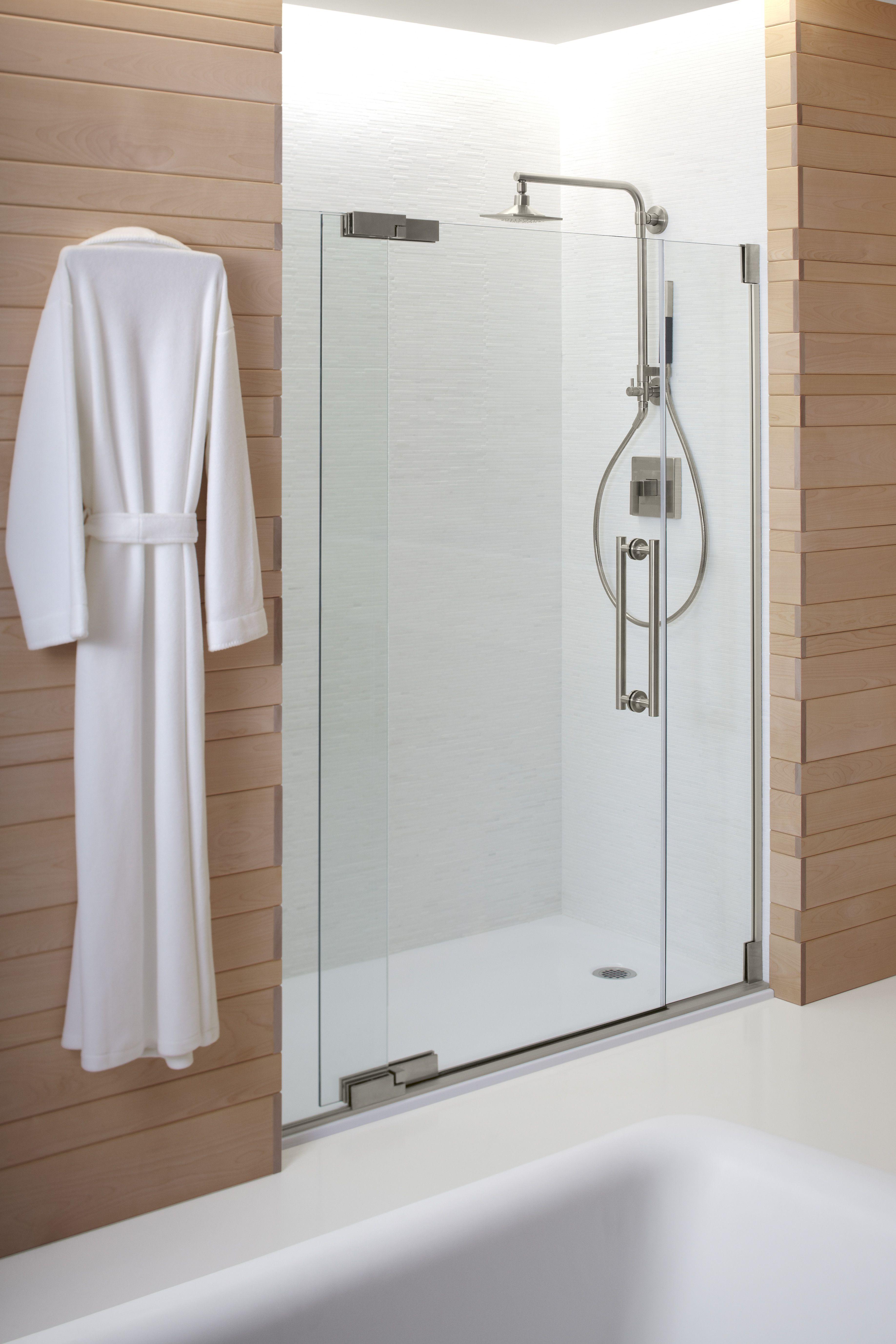 Kohler Levity Bath Shower Doors Levity Sliding Doors Feature A