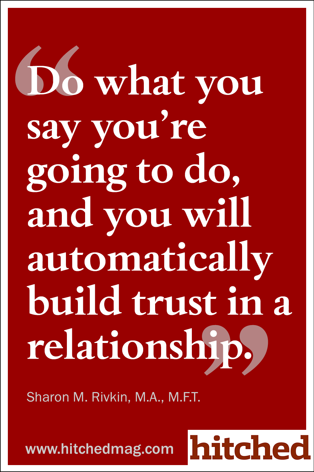 3 ways to gain trust a relationship
