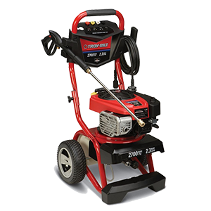Troy Bilt Gas Pressure Washer 2700 Psi 2.3 GPM Briggs FS20414 Review