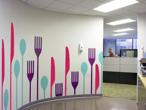 Pin By Enhance A Colour On Office Space Corporate Branding Ideas