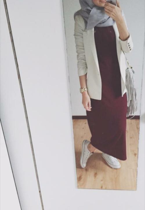 Classy Luxury Hijab Fashion