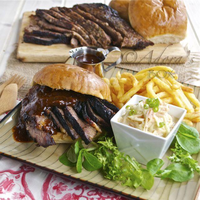 Asian Barbecue Beef Brisket